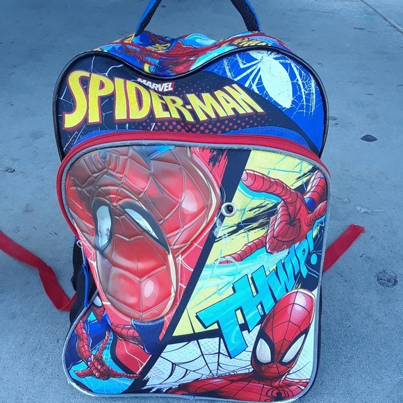"Spiderman Other - Spider man backpack ""New"""